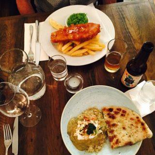 Eat 17 Date Night in Walthamstow Village
