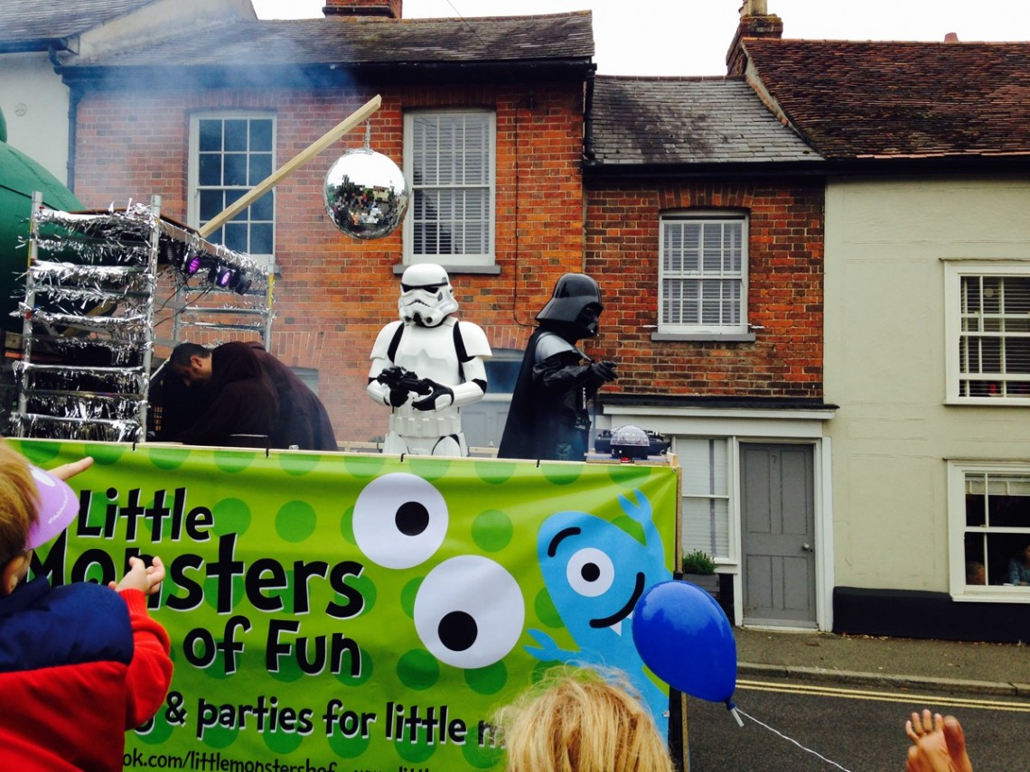 Great Dunmow Carnival 2016