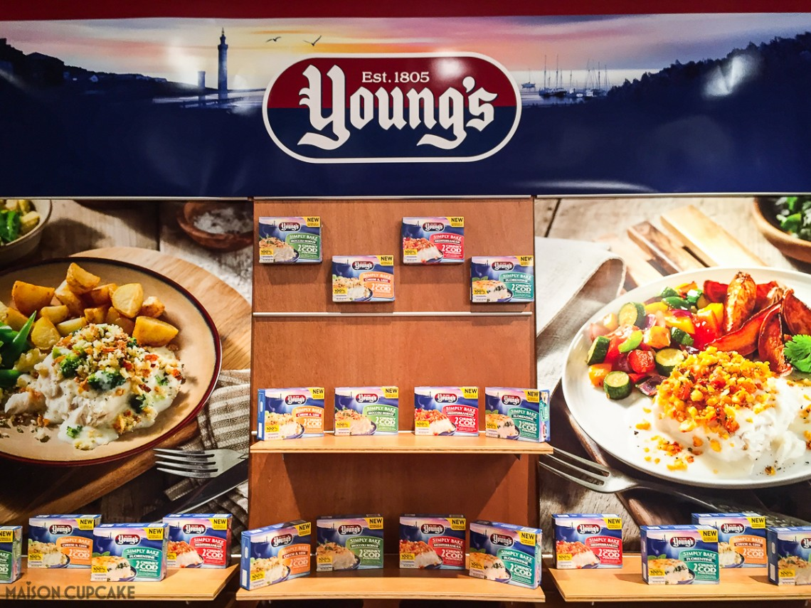 Youngs Simply Bake event