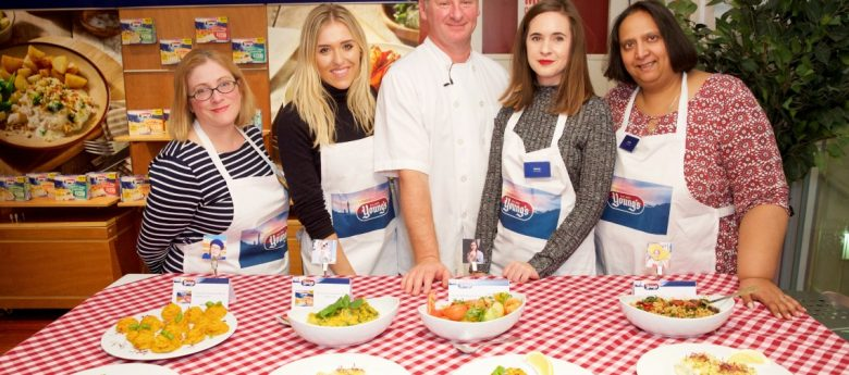 Young's Simply Bake Bloggers' Bake Off