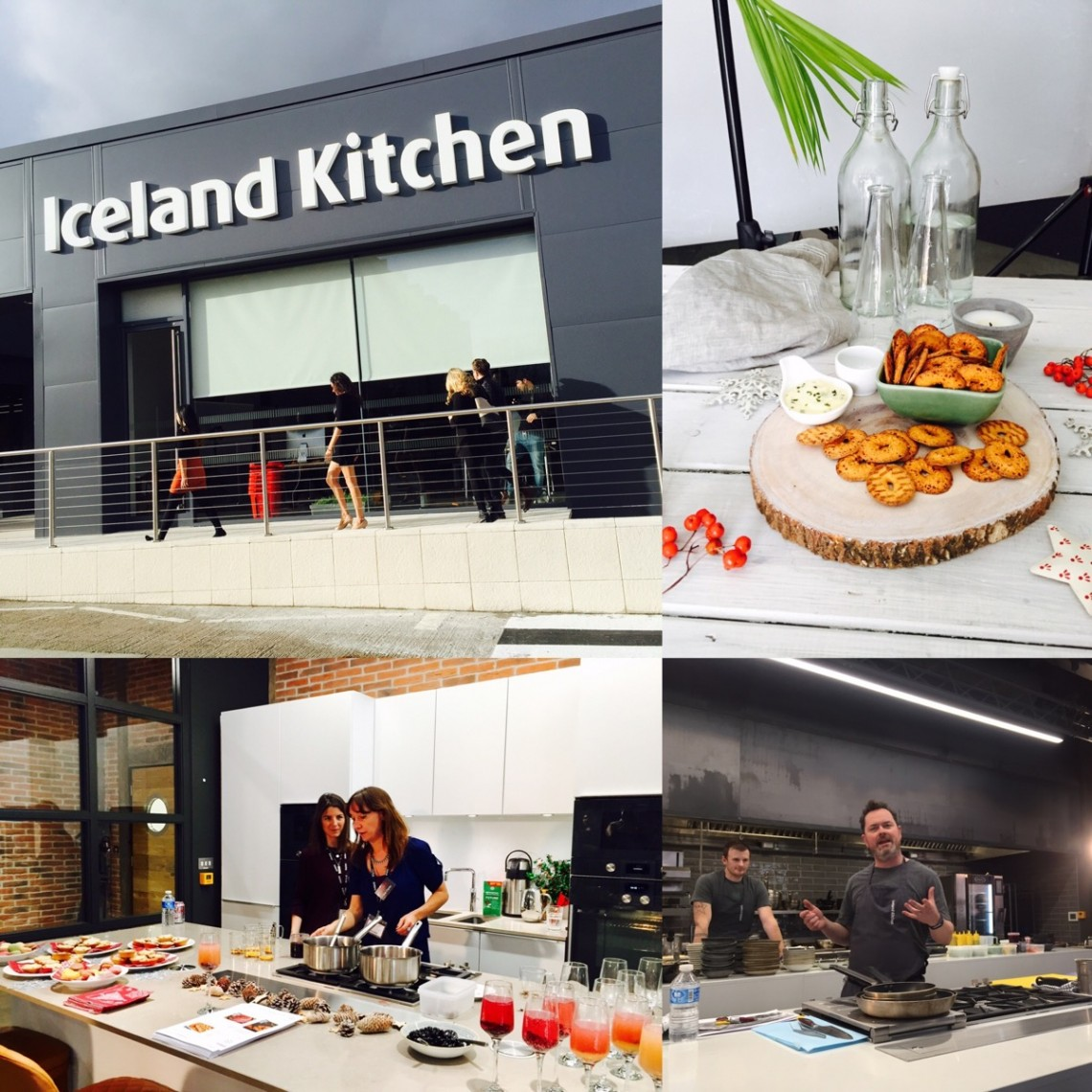 Iceland Kitchen Visit
