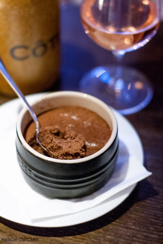 Côte Brasserie - London Barbican - Chocolate Mousse