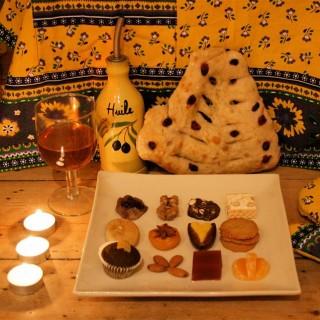 13 desserts of Provence