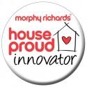 Morphy Richards House Proud Innovator Logo