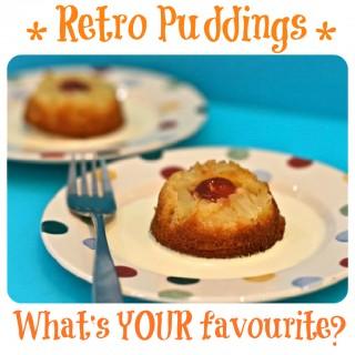 retro pudding recipe ideas