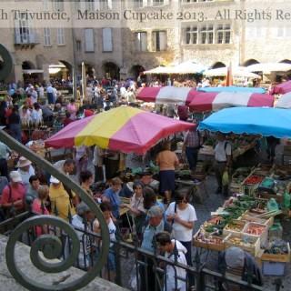 French market Lot region