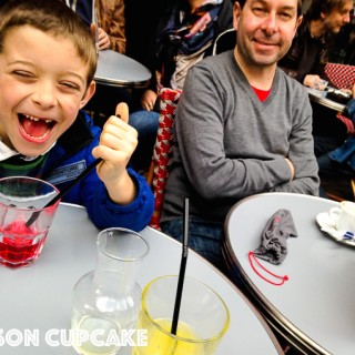 Paris Cafes: 21 things to do in paris with kids