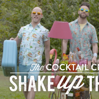 Sponsored video Lets cocktail with the cocktail crashers