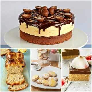 Bake of the Week round up at Maison Cupcake - weekly baking linky